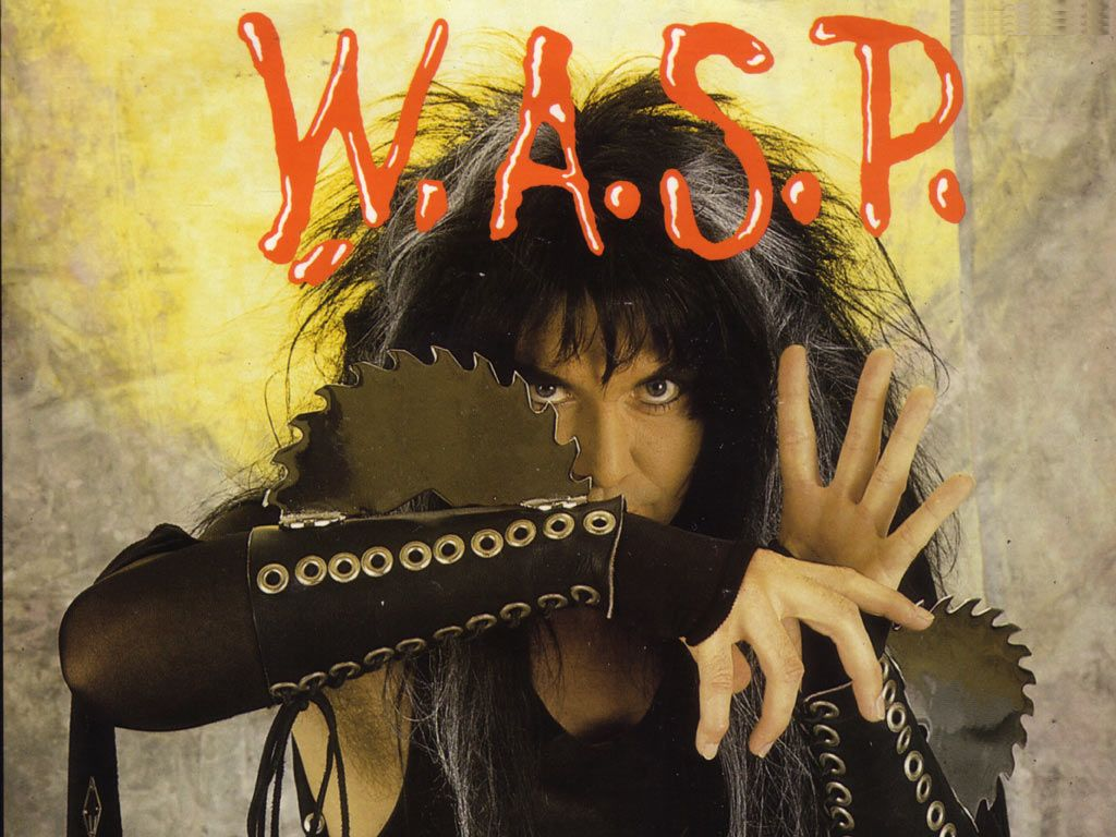 The Band Wasp Bing Images 80s Metal Bands Pinterest