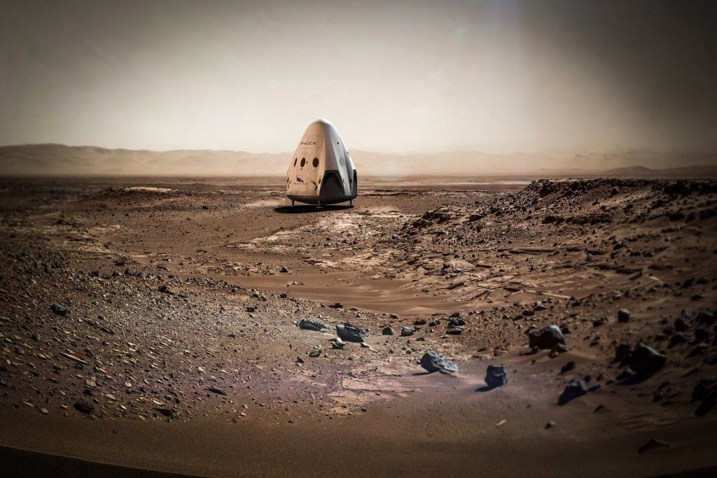 SpaceX Mission To Mars – 'Red Dragon' Could Launch By 2022 - OurExplorers.com