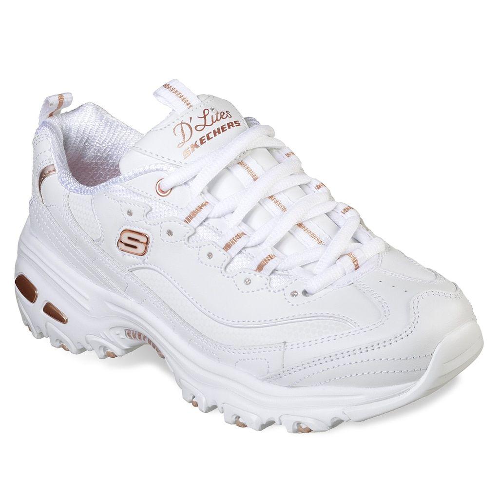 zapatos skechers 2018 new white running precio