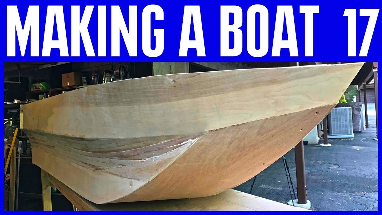 How To Build A Wooden Boat With Plywood From Home Depot Wooden Boats Wooden Boat Plans Make A Boat
