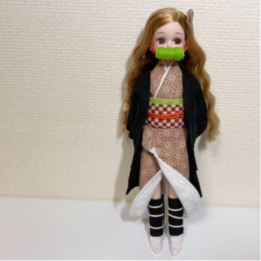 人形 リカ の 刃 鬼 滅 ちゃん