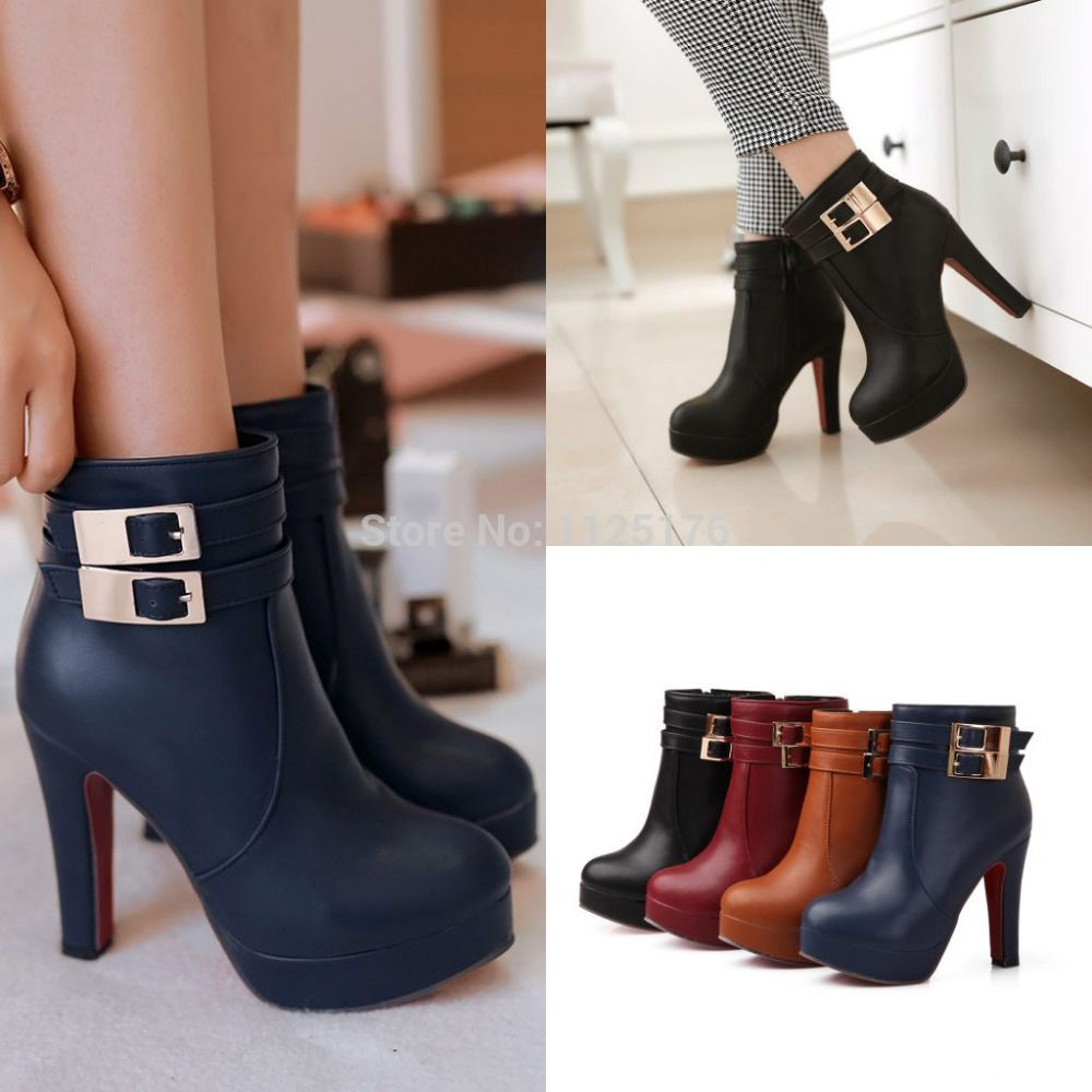 Popular Ankle Boots Canada-Buy Cheap Ankle Boots Canada lots from ...
