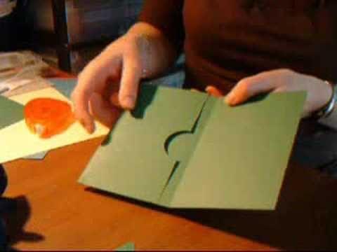 2 Min Make N Take Pocket Cards Card Boxes Card Making
