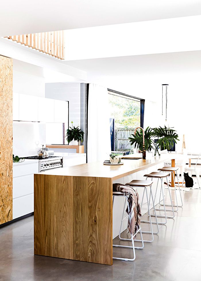 This Modern Australian Beach House Has A Natural, Authentic And Pared Back  Design Style. The Amazing Renovation Was Done In An Incredible 13 Weeks.