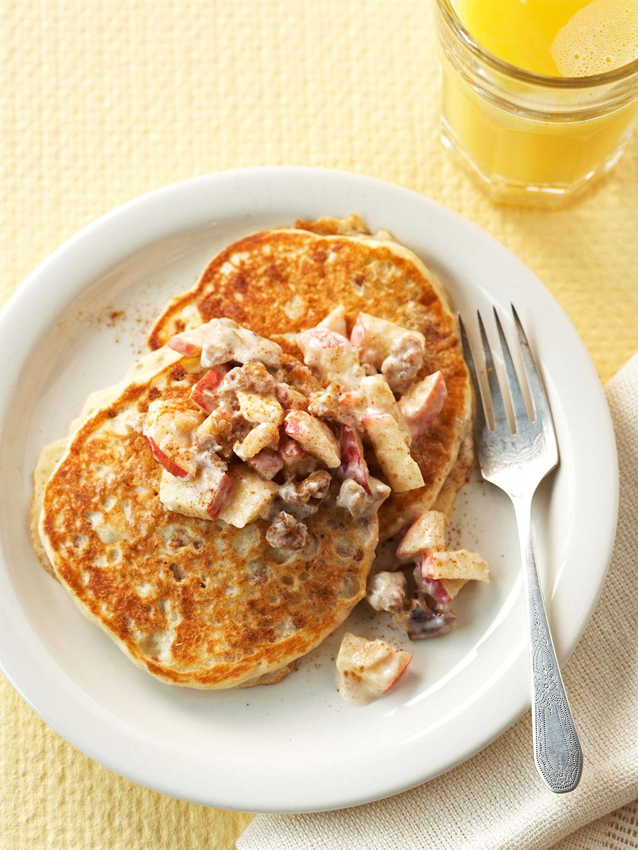 23 High Protein Breakfast Ideas That Just Happen To Be Meatless High Protein Vegetarian Breakfast Vegetarian Breakfast High Protein Vegetarian Recipes