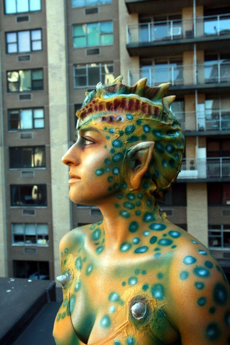 NYC Halloween Makeup Artist NOW BOOKING. Offering beauty