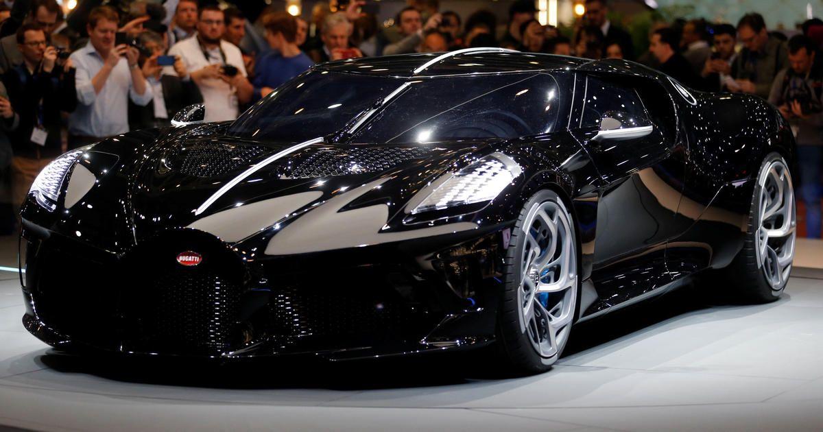 سيارة Bugatti الفخمة أغلى سيارة في العالم Sports Cars Bugatti Expensive Cars Bugatti