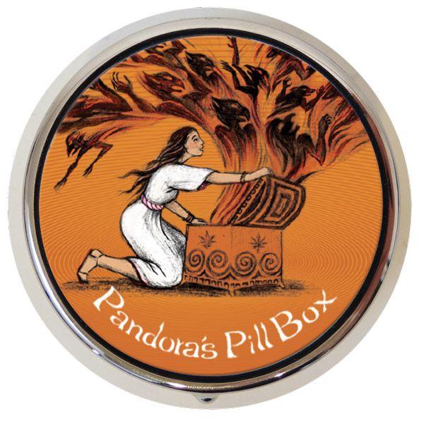 Pandora's Pill Box www.philosophersguild.com