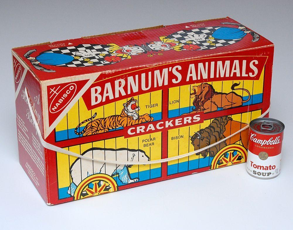 Vintage Barnum/'s Animals