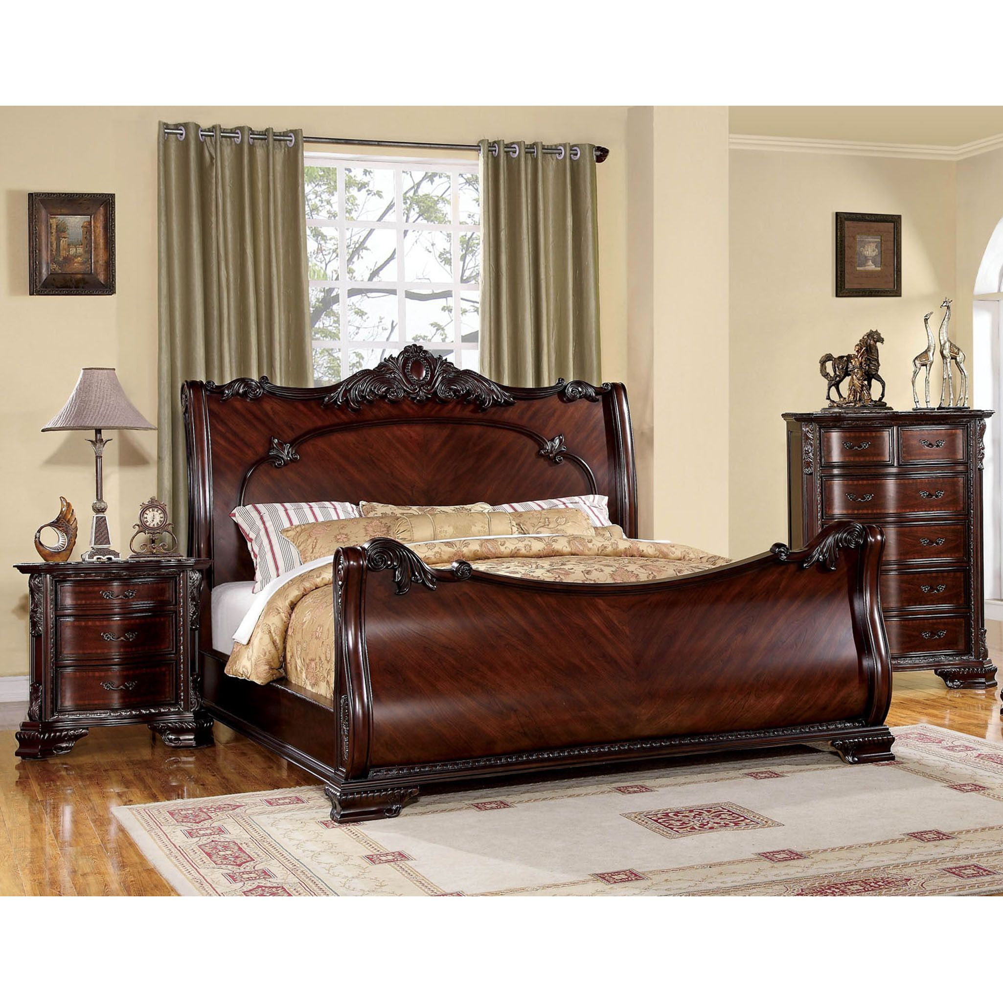 master furniture bedroom yf with within wooden ideas cherry wood design interior