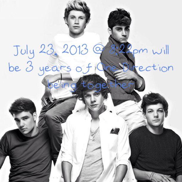 Soo proud of you and everything you guys do #ProudDirectioner #OneDirection #1DForever
