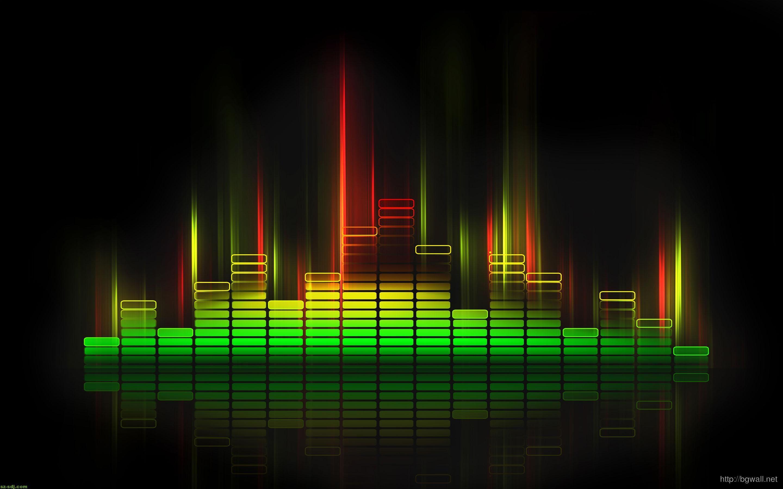 Cool Music Equalizer Desktop Wallpaper Hd Background Wallpaper Hd Pengeditan Foto Gambar Bergerak Neon