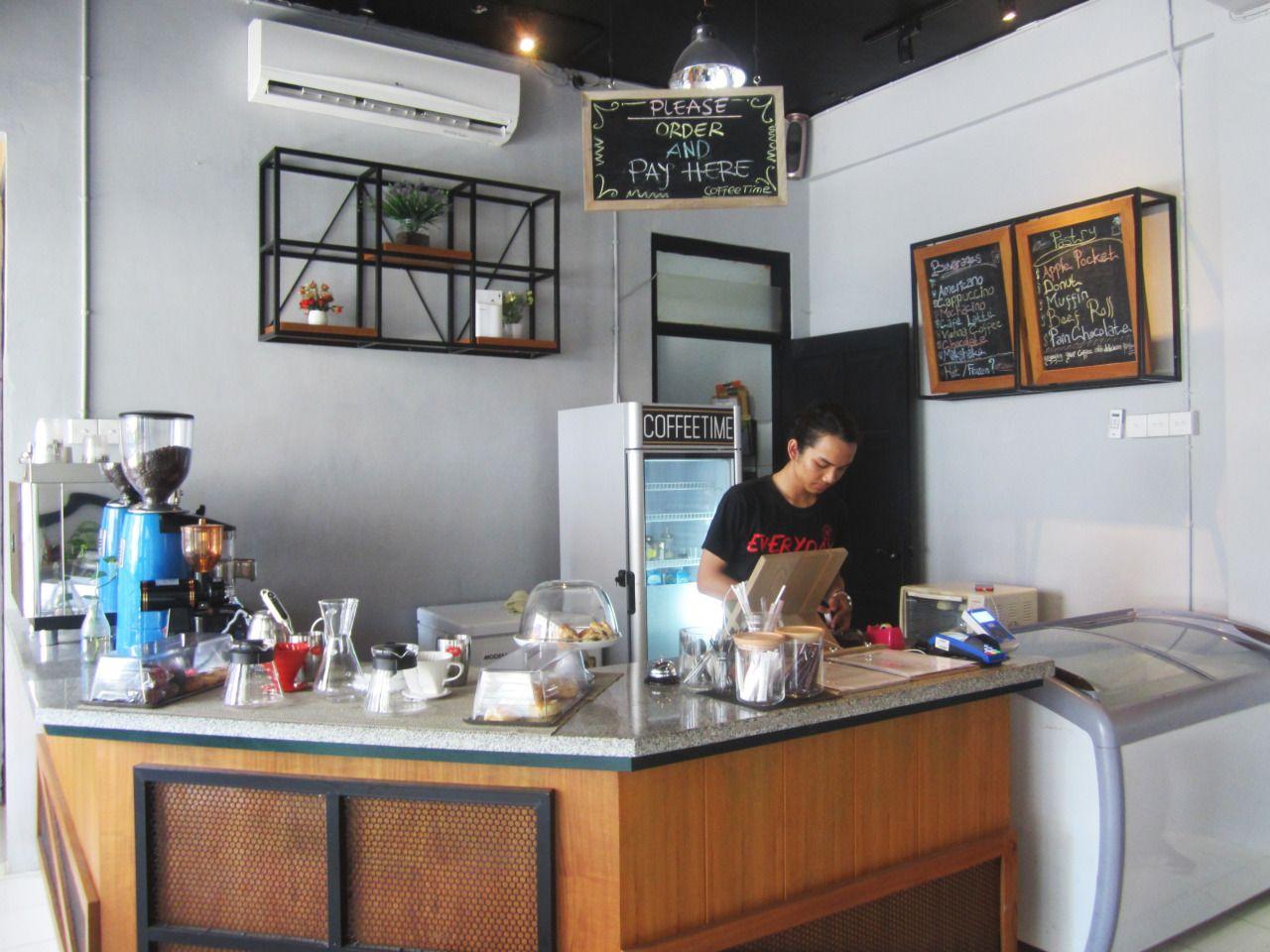 Yogyakarta coffee shop guide. Use
