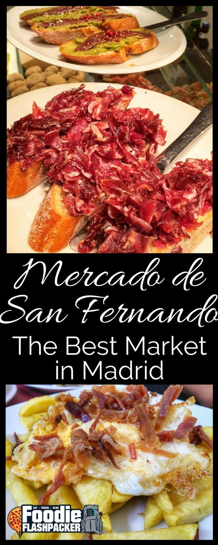 Aperitivos At Mercado De San Fernando In Madrid Foodie Flashpacker Foodie Travel Food Food