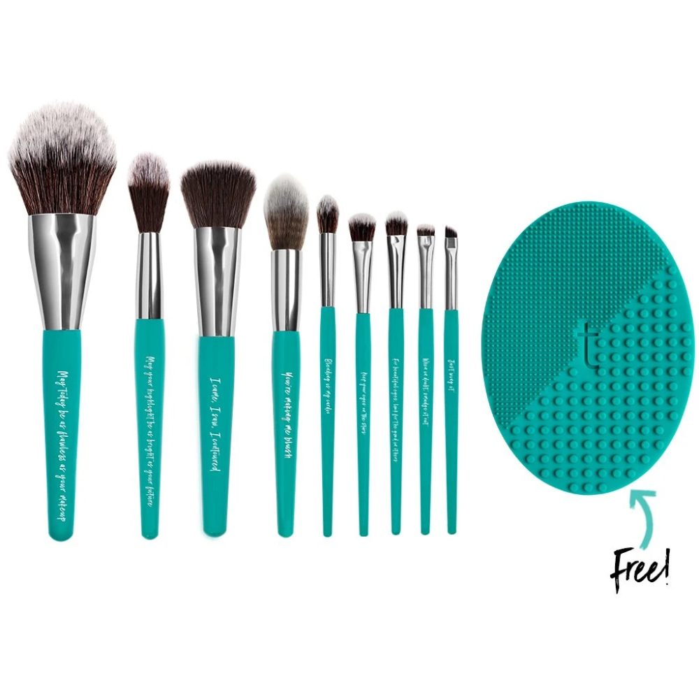 Complete Brush Set + Brush Hero™ in 2020 How to clean