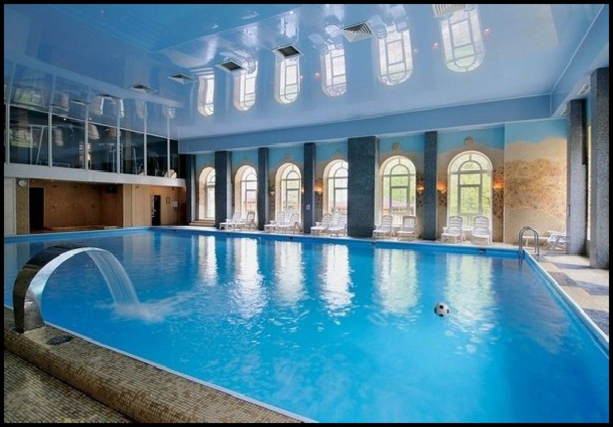 Funny Swimming Pool Big Houses With Swimming Pools Inside Home Designhome Design Swimming Pool Designs Indoor Swimming Pool Design Cool Swimming Pools