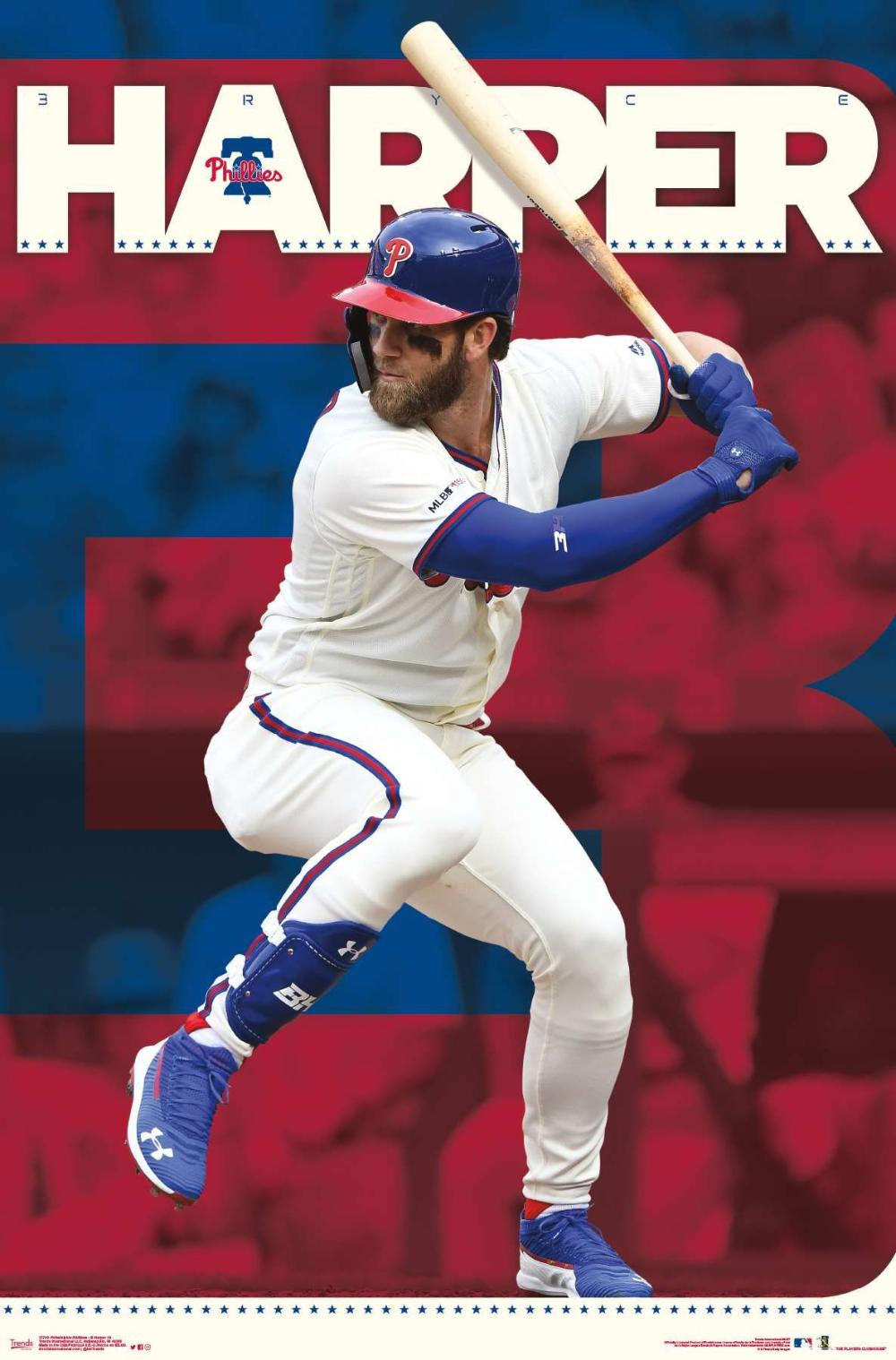 Mlb Philadelphia Phillies Bryce Harper In 2020 Philadelphia Phillies Baseball Philadelphia Phillies Phillies