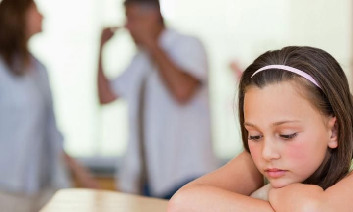 When a stepparent leaves, what happens to the kids? Co