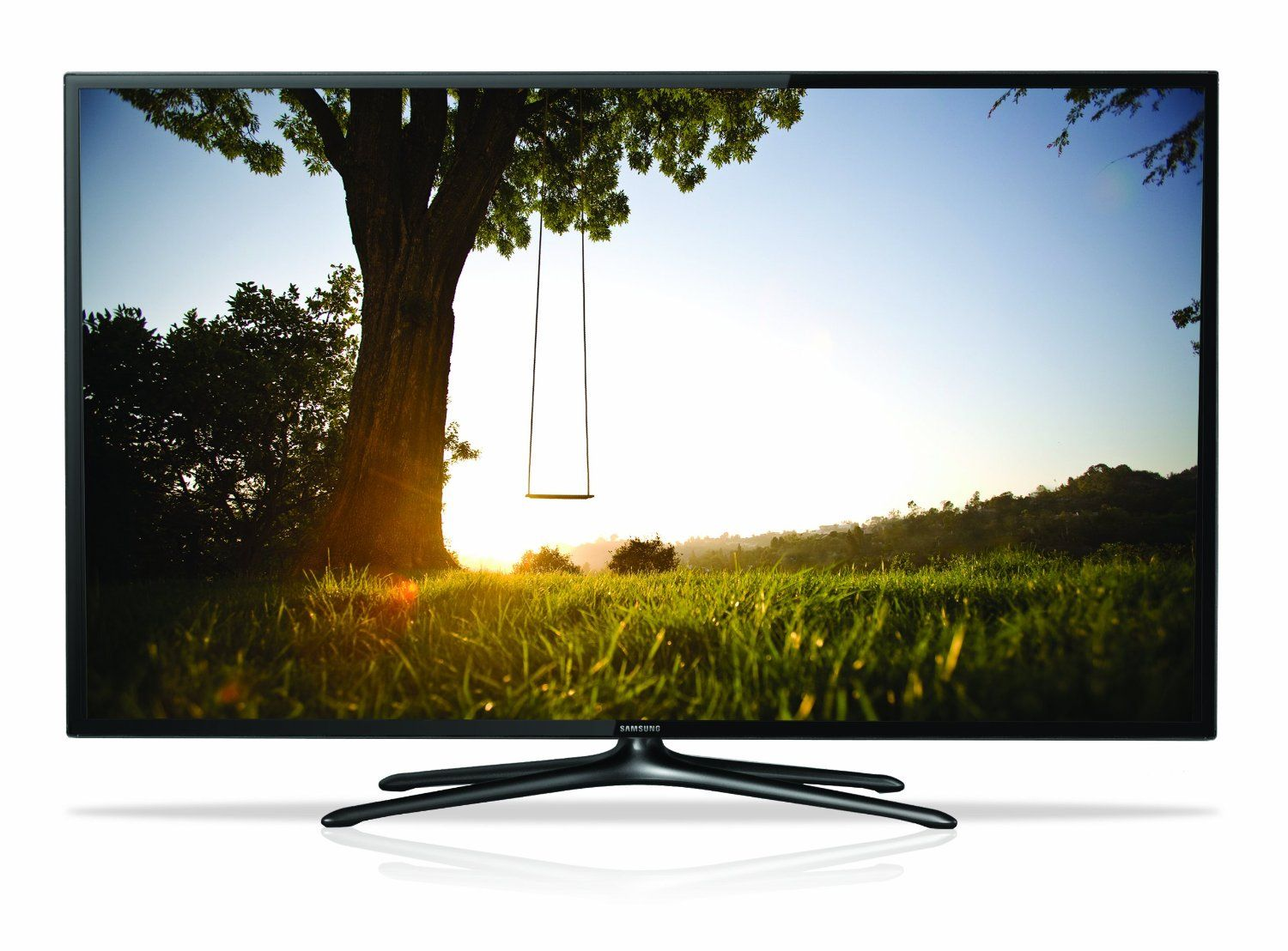 Amazon Com Samsung Un50f6400 50 Inch 1080p 120hz 3d Slim Smart Led Hdtv Electronics Price 1 097 99 This Item Qualifies For 2 Smart Tv Samsung Led Tv