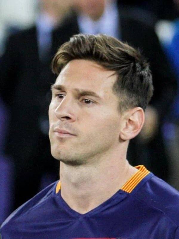 Fussballer Frisuren Lionel Messi Trend Haare Lionel Messi Messi Fussball