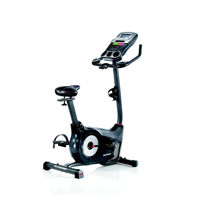 Amazon Com Schwinn 170 Upright Bike Upright Exercise Bikes Sports Amp Outdoors Upright Exercise Bike Best Exercise Bike Biking Workout