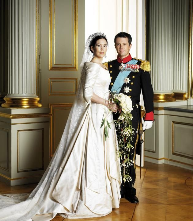 British Royal Wedding Gowns: Royal Wedding Dresses Through The Years