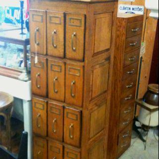 Vertical Filing Cabinet Vintage Office Furniture Vintage Office