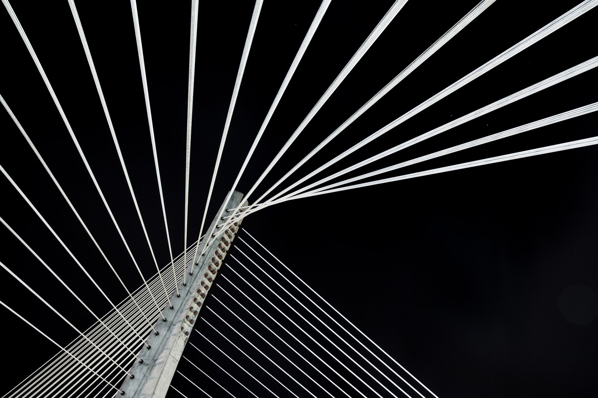 https://flic.kr/p/fEgpoZ | Puente de los Tirantes | Pontevedra