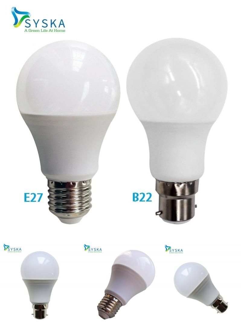 Visit To Buy Syska Real Power Led Bulb Lamp B22 E27 3w 5w 7w 9w 12w 15w 220v 110v Ampoule Bombilla Lampada Candle Bulb Cold Warm W Led Bulb Candle Bulbs Bulb