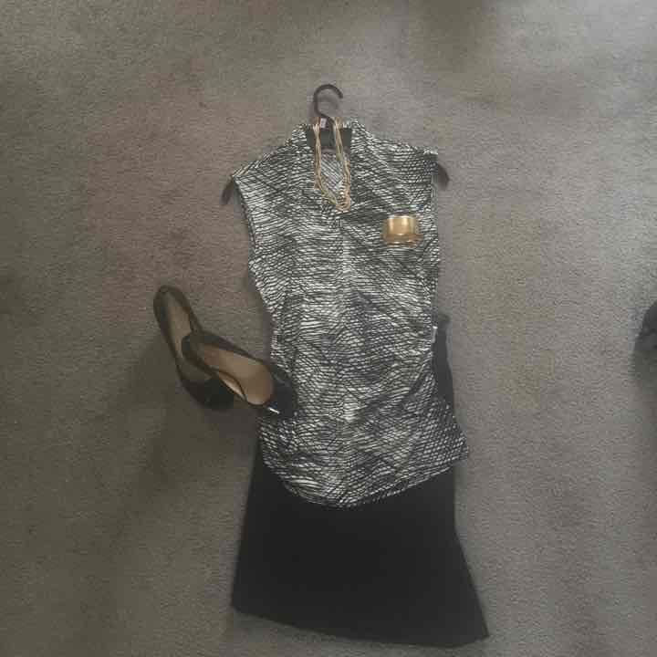 Vince Camuto ladies sleeveless blouse - Mercari: Anyone can buy & sell