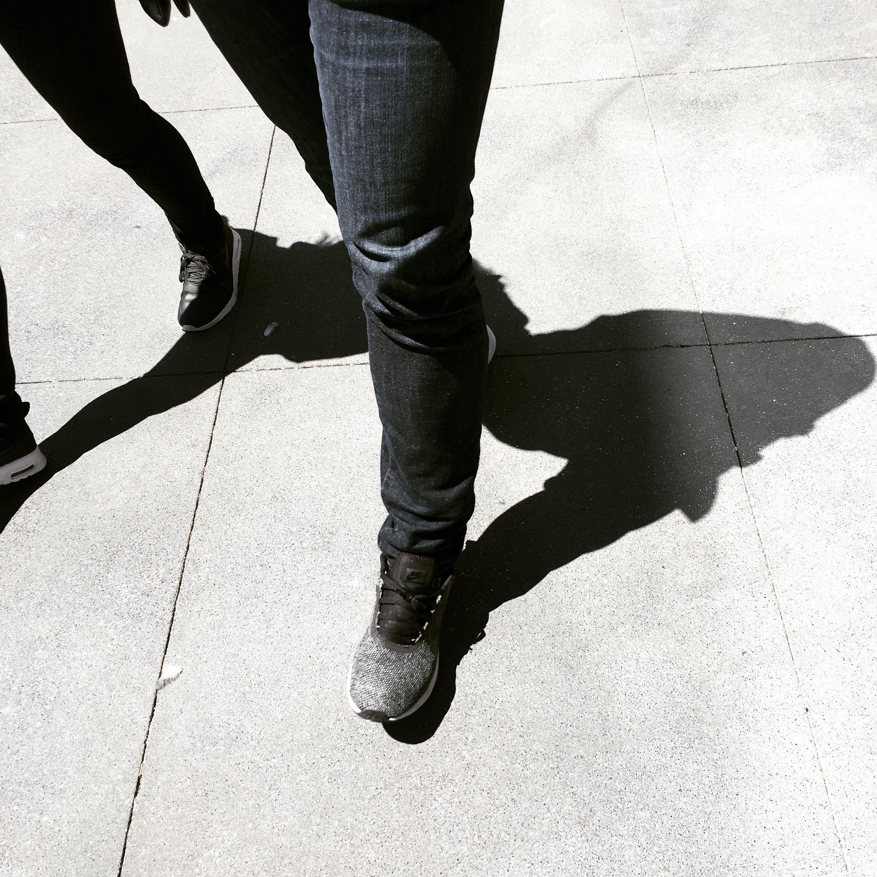 People & Shadows