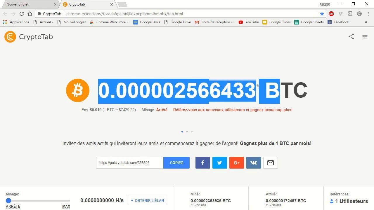 site bitcoin gratuit