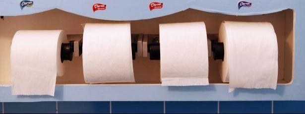 Inspectores sem papel higiénico