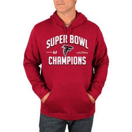 online retailer e0b3c 87a4d NFL Atlanta Falcons Super Bowl LI Champion Arch Men's Hoodie ...