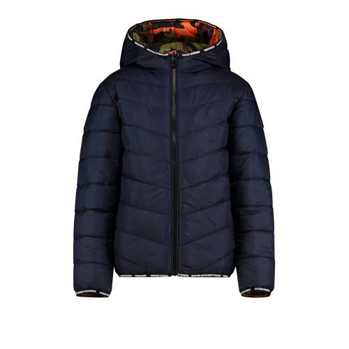 1a5f2d840be4c4 Vingino reversible winterjas Toine donkerblauw in 2019 | Products ...