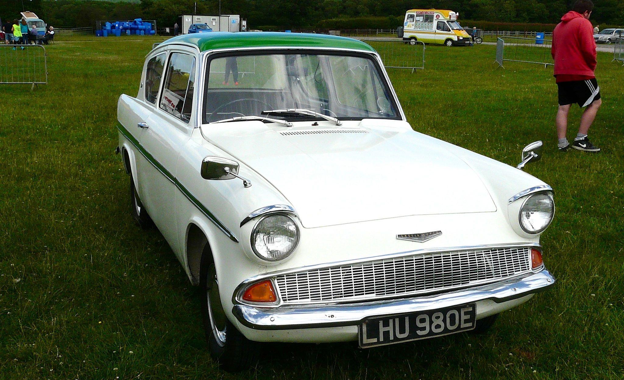1967 Ford Anglia Ford Ford Anglia Ford Automobile