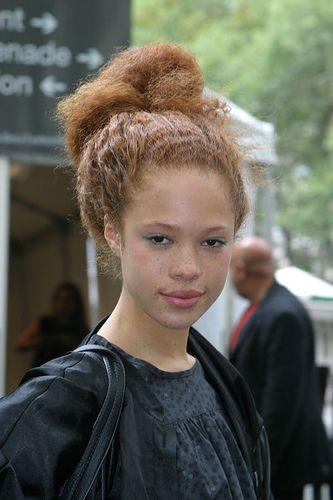 Sabina Karlsson Light Skin Girls People With Red Hair