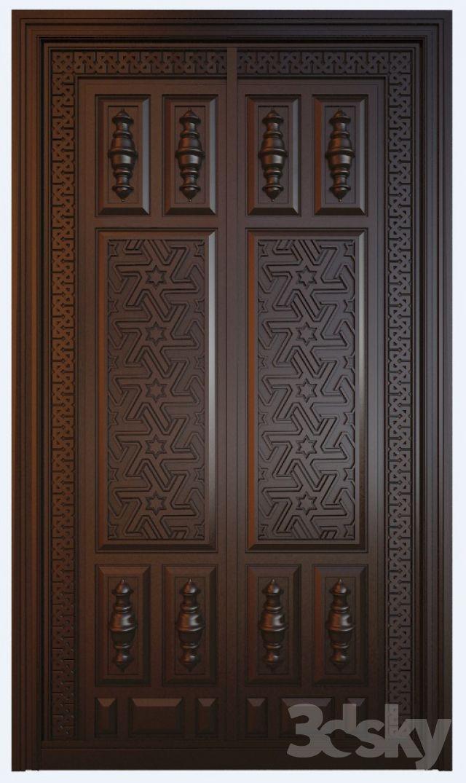 . Pin by Annapurna Hiremath on Pooja room   Room door design  Wood