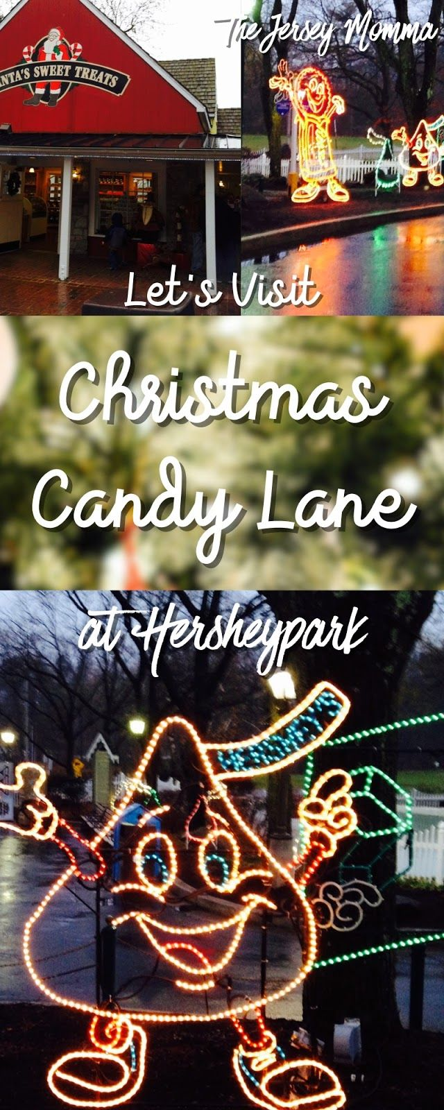 a review of christmas in hershey christmas candy lane christmas at hersheypark hersheypark