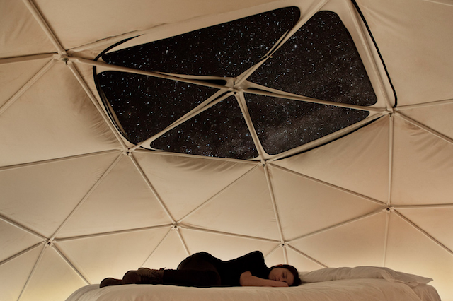 At This Hotel in Chile, Your Observatory Bedroom is a Gateway to a Star Flooded Sky >>> I want to stay here!