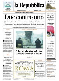 Prime Pagine Quotidiani Nazionali Giornalone Giornale