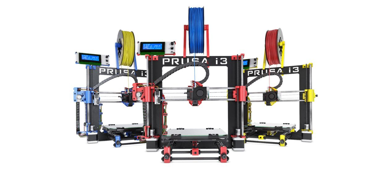 I3 Prudas Hephestos, принтер BQ 3D