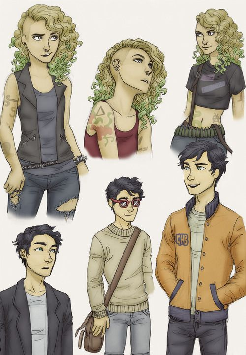 Pin on Percy Jackson and Co