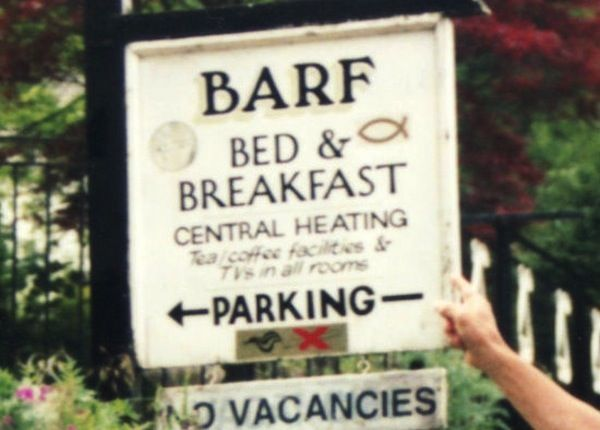 14 Hotels With Incredibly Uninviting Names With Images Funny