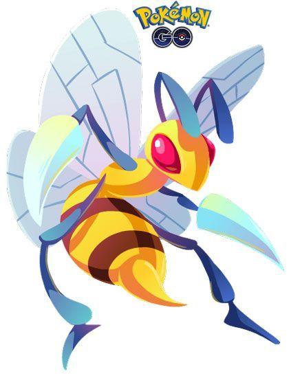 Imagen Beedrill 2 de Pokémon Go