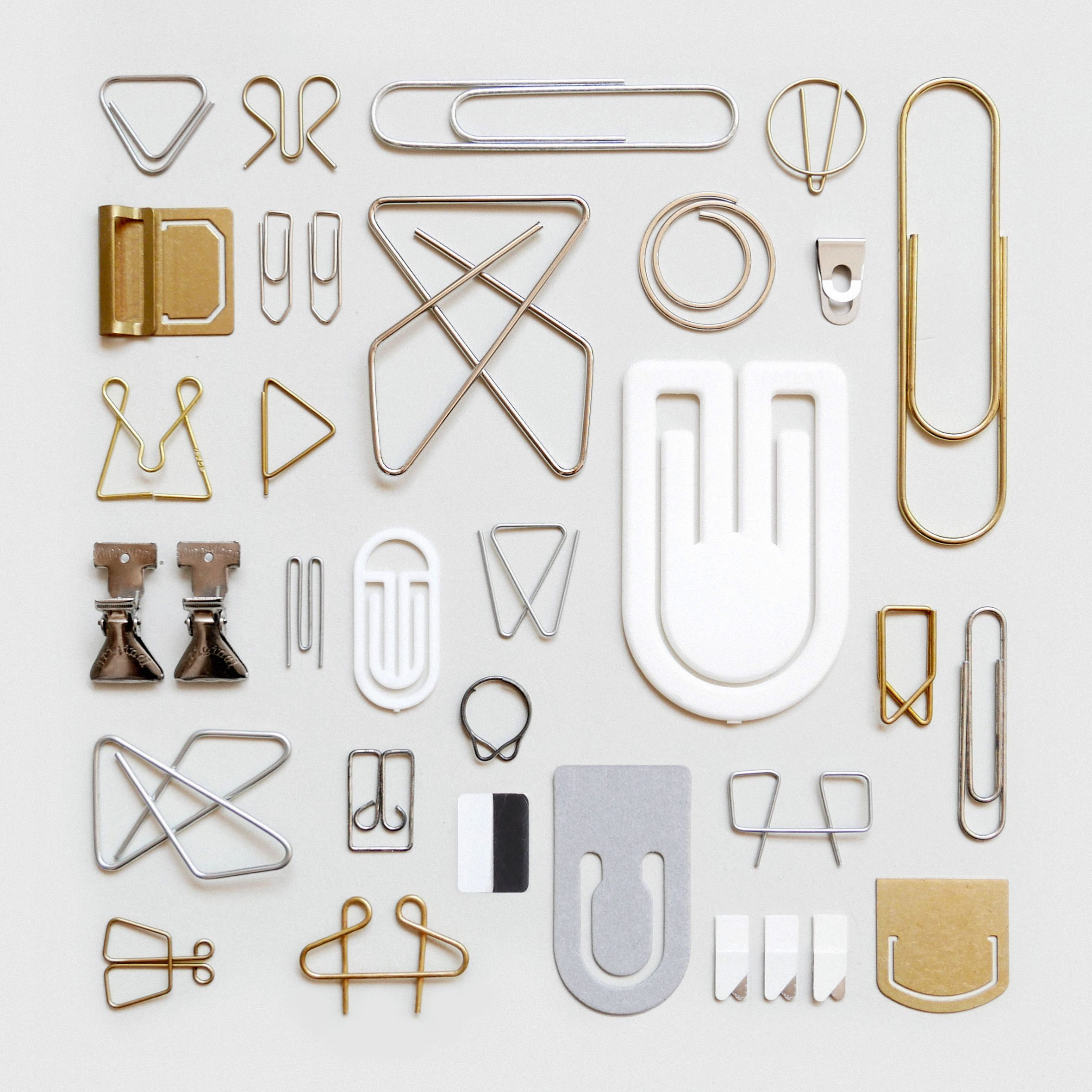 Paperclip collection | Paper clip, Cool notebooks, Vintage stationery