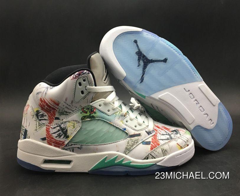 huge discount 970b0 9490b New Release Air Jordan 5  Wings  Multi-Color Multi-Color Nike