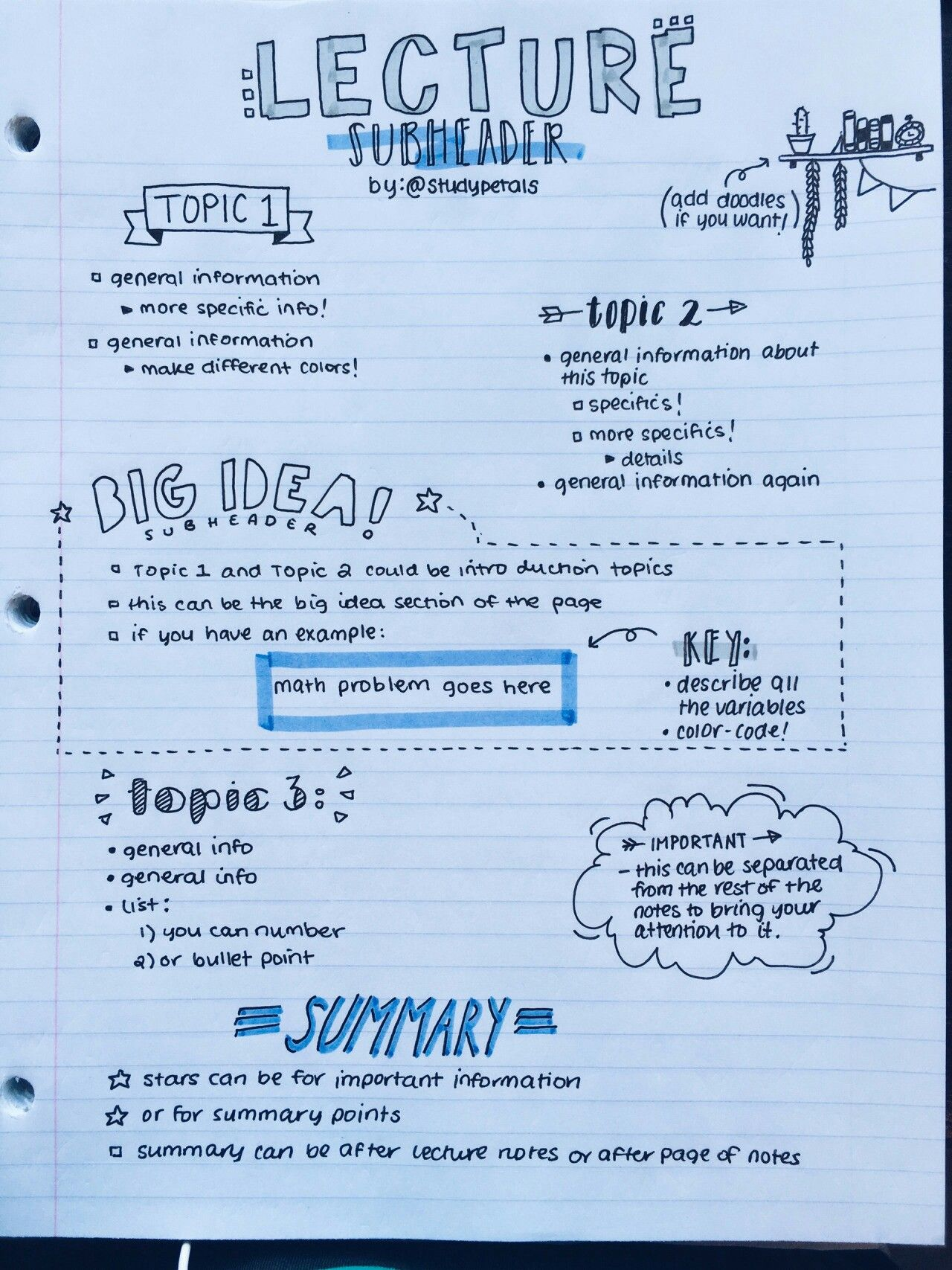 Aesthetic Note Taking Apps
