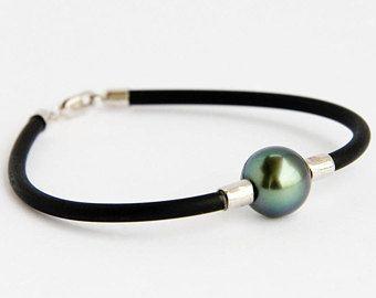 Bracelet en caoutchouc love