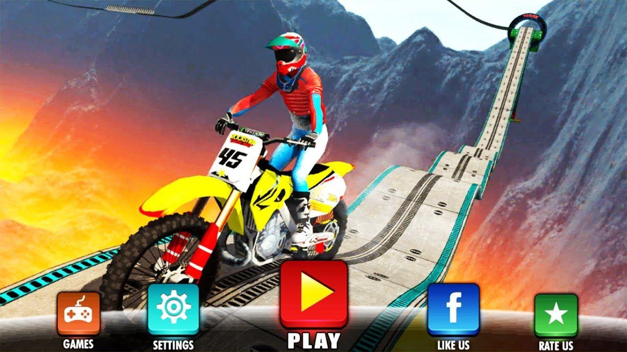 Bike Games Android Impossible Motor Bike Tracks Motor Bike
